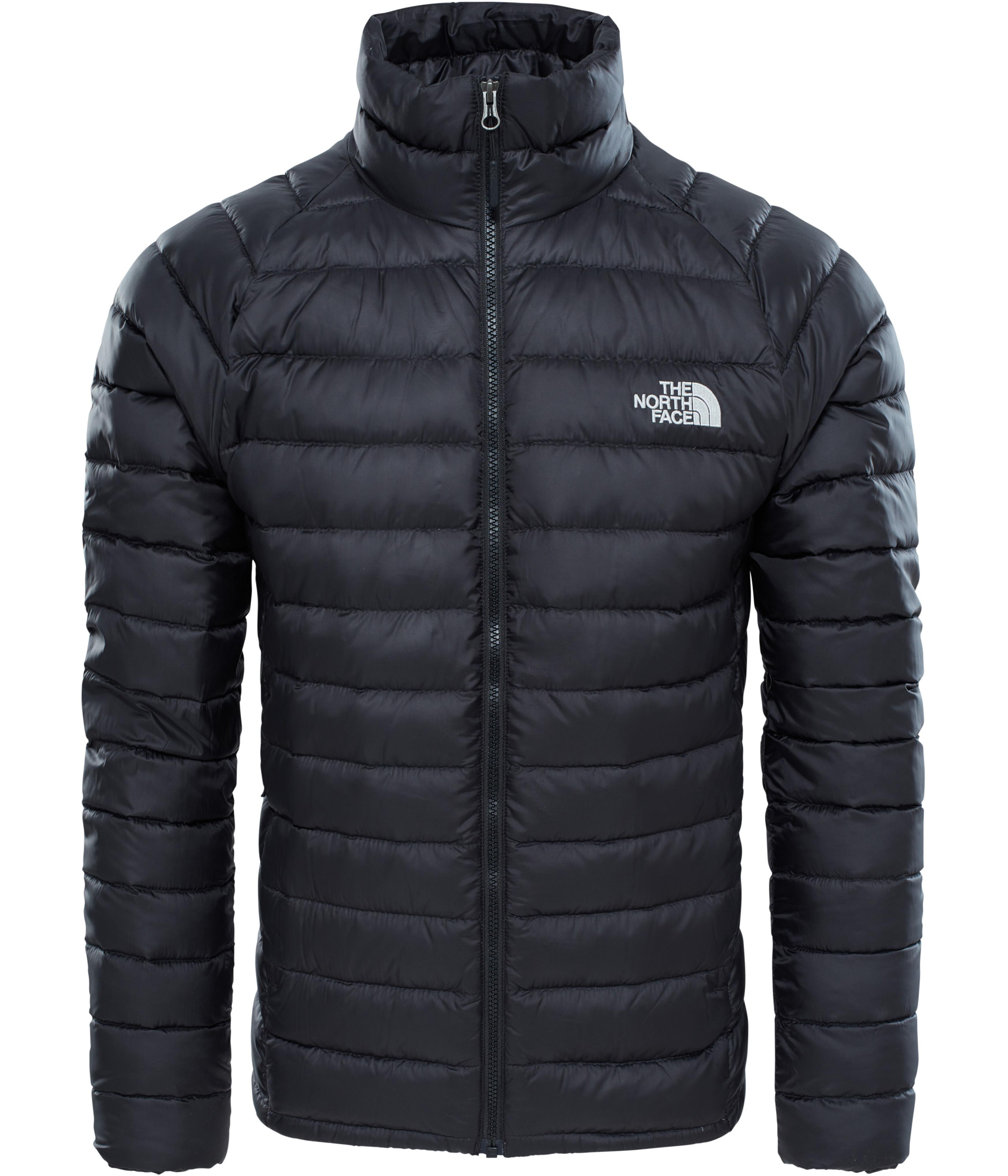 Winterjas Heren Stof.The North Face Trevail Jas Heren Black L Online Outdoor Shop Campz Nl
